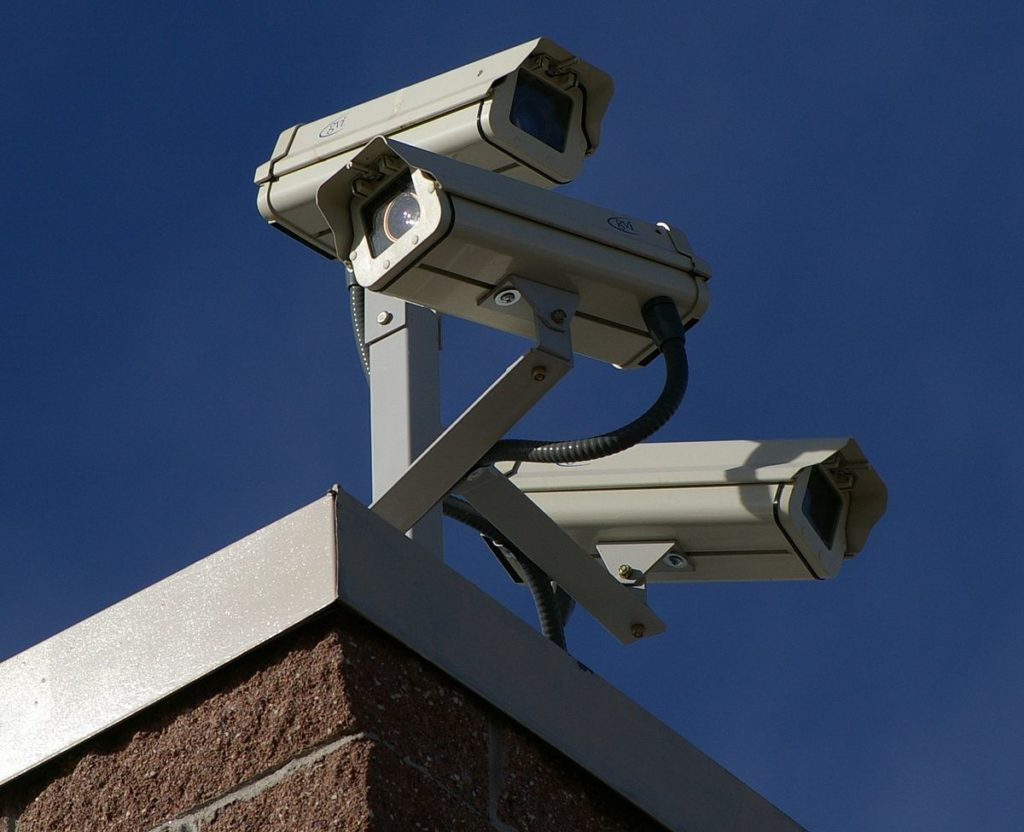 surveillance cameras use cases
